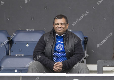 QPR owner Tony Fernandes