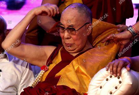 Dalai Lama and Tenzin Gyatso