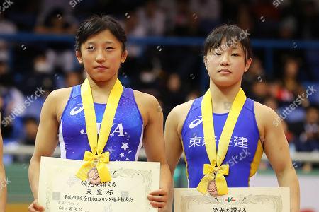 Editorial image of All Japan Wrestling Championship, Tokyo, Japan - 23 Dec 2017