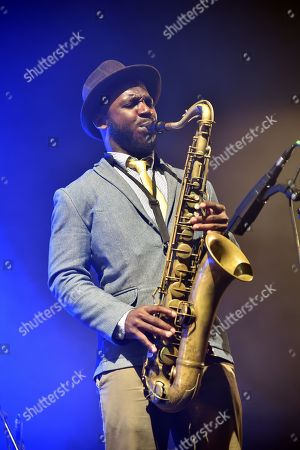Editorial image of Jazz a la Villette music festival, Paris, France - 05 Sep 2017