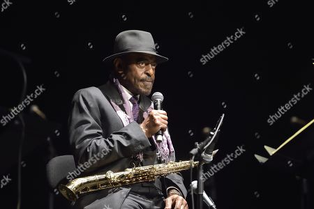 Stock Image of Archie Shepp