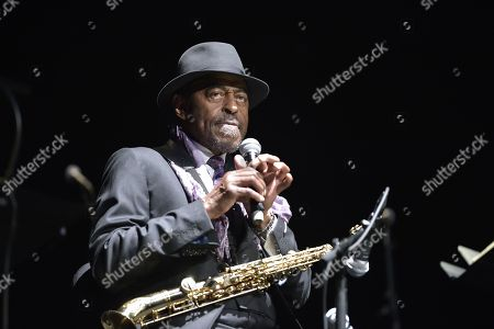 Stock Photo of Archie Shepp