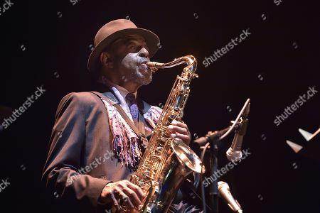 Editorial image of Jazz a la Villette music festival, Paris, France - 12 Sep 2017