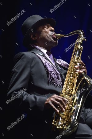 Stock Picture of Archie Shepp