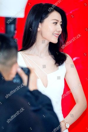 Stock Image of Gao Yuanyuan