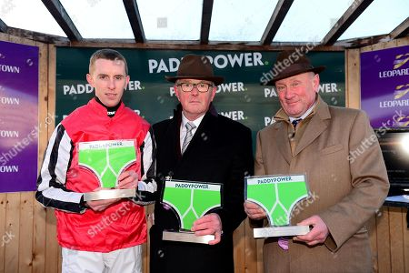 LEOPARDSTOWN. Paddy's Rewards Club Chase. (Grade 1) SIMPLY NED was awarded the race in the stewards room for jockey MARK WALSH, owner David Robinson and trainer NICKY RICHARDS.