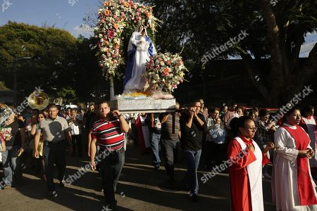 Holy Innocents Day Antiguo Cuscatlan Stock Photos (Exclusive
