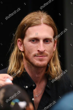 Austin Amelio from 'The Walking Dead' TV show