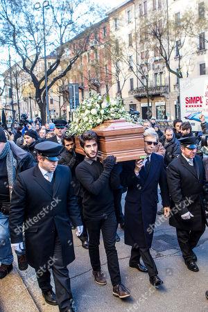 Funeral of Gualtiero Marchesi