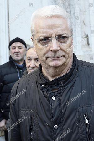 Stock Photo of Iginio Massari