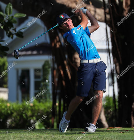 Editorial photo of Junior Orange Bowl International Golf Championship, Coral Gables, USA - 29 Dec 2017
