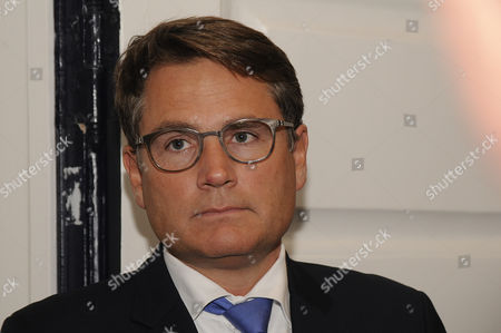 Stock Picture of Brian Mikkelsen, minister for business and trade