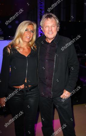 Bernhard Brink and Ehefrau Ute