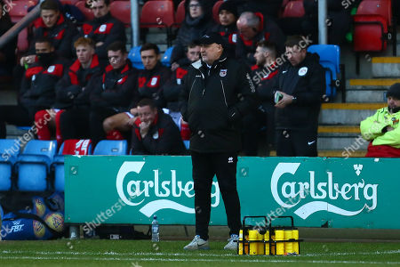 Russell Slade, manager of Grimsby
