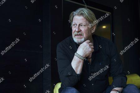 Stock Photo of Rolf Lassgard