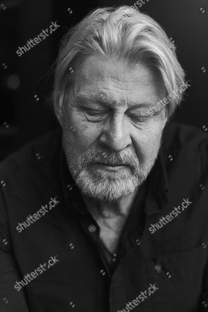 Editorial picture of Rolf Lassgard photoshoot, Stockholm, Sweden - 15 Dec 2017