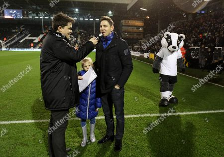 Editorial photo of Fulham v Ipswich Town, EFL Sky Bet Championship, Craven Cottage, London, UK - 2 Jan 2018