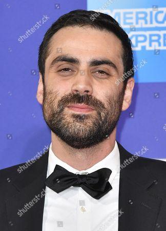 Editorial image of Palm Springs International Film Festival Awards Gala, Arrivals, USA - 02 Jan 2018