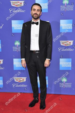 Editorial picture of Palm Springs International Film Festival Awards Gala, Arrivals, USA - 02 Jan 2018