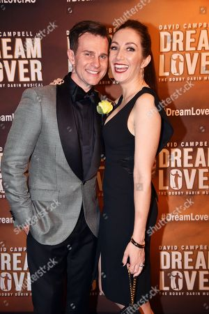 David Campbell and wife Lisa Campbell
