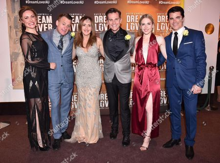 Principal Cast Marney Mcqueen, Rodney Dobson, Marina Prior, David Campbell, Hannah Fredericksen and Martin Crewes
