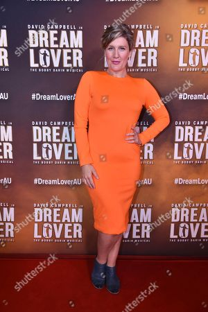 Editorial photo of 'Dream Lover' opening night, Melbourne, Australia - 31 Dec 2017