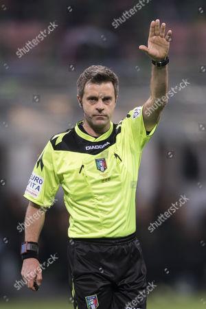 Stock Photo of Nicola Rizzoli (Referee)