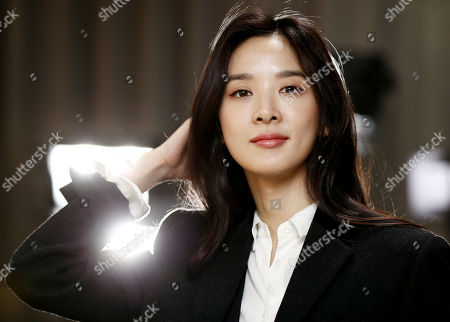 Stock Picture of Lee Chung-ah