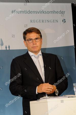 Stock Photo of Brian Mikkelsen