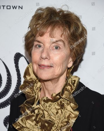 Molly Haskell attends the New York Film Critics Circle Awards at TAO Downtown, in New York