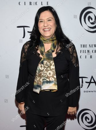 Director Barbara Kopple attends the New York Film Critics Circle Awards at TAO Downtown, in New York