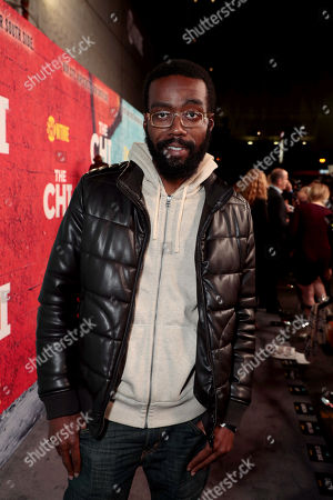 Editorial picture of The Premiere of 'The Chi' TV Show, Los Angeles, CA, USA - 03 Jan 2017