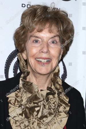 Stock Picture of Molly Haskell