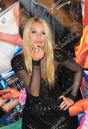 Editorial image of Christian Audigier Birthday Party at the Vip Room, Cannes, France - 21 May 2009