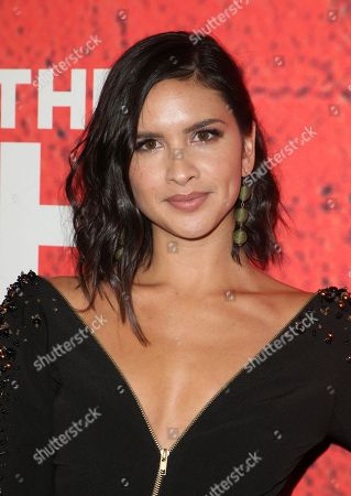 Editorial photo of 'The Chi' TV show premiere, Arrivals, Los Angeles, USA - 03 Jan 2018