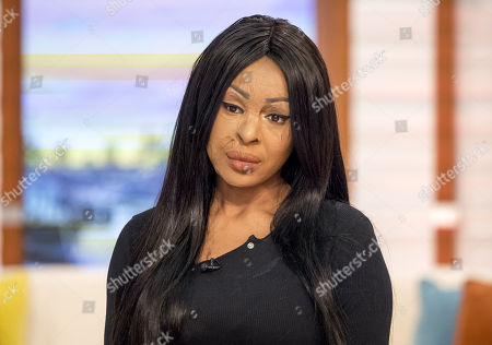 Stock Picture of Naomi Oni