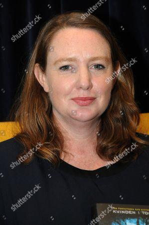 Stock Image of Paula Hawkins