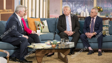 Editorial picture of 'This Morning' TV show, London, UK - 04 Jan 2018