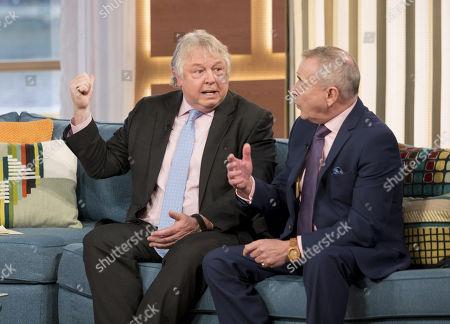 Editorial photo of 'This Morning' TV show, London, UK - 04 Jan 2018