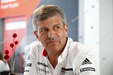 Fritz Enzinger (Leiter LMP1)