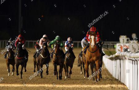 Editorial photo of Horse Racing - 04 Jan 2018