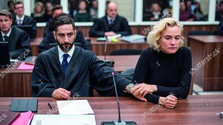 Denis Moschitto, Diane Kruger