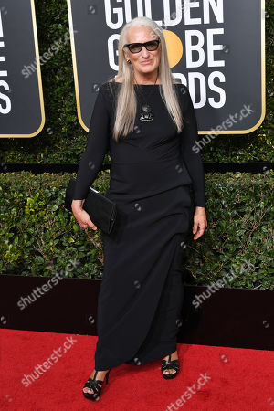 Editorial photo of 75th Annual Golden Globe Awards, Arrivals, Los Angeles, USA - 07 Jan 2018
