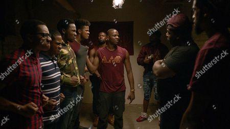 Stock Picture of DeRon Horton, Octavius J. Johnson, Tosin Cole, Trevor Jackson, Trevante Rhodes, Mitchell Edwards, Christian Robinson