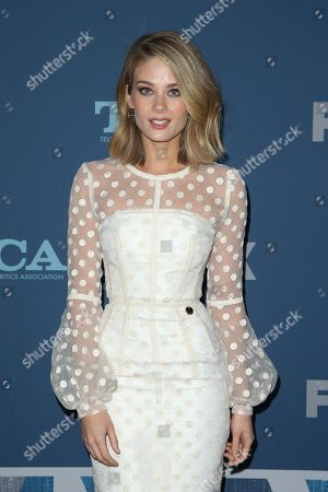 Editorial image of FOX Winter All-Star Party, Arrivals, TCA Winter Press Tour, Los Angeles, USA - 04 Jan 2018