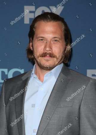 Editorial picture of FOX Winter All-Star Party, Arrivals, TCA Winter Press Tour, Los Angeles, USA - 04 Jan 2018
