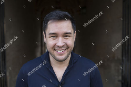 Stock Image of James Wong is a Kew-trained botanist, science writer and broadcaster.
