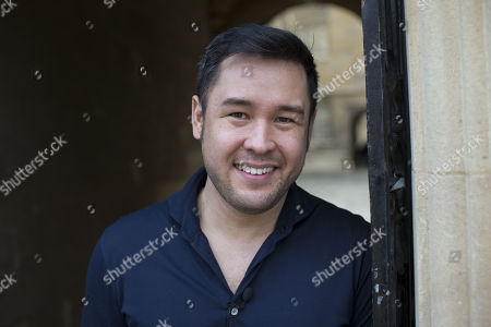 Stock Picture of James Wong is a Kew-trained botanist, science writer and broadcaster.