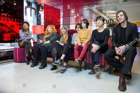Martha Canga Antonio, Yolande Moreau, Eva Cools, Anna Franziska Jaeger, Ishaq El Akel, Natali Broods, Roy Aernouts