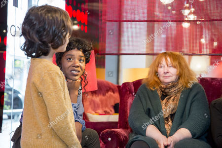 Editorial image of 'Cloe'  film press screening, Brussels, Belgium - 05 Jan 2018